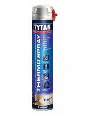 Титан / Tytan Thermospray напыляемая теплоизоляция профессиональная