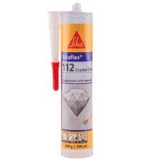 Sikaflex®-112 Crystal Clear - однокомпонентный универсальный клей-герметик