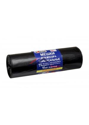 Мешок для мусора 220л Unibob 90х130 см 60мкм. черный