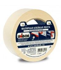 Скотч малярный Unibob 50 мм х 50 м
