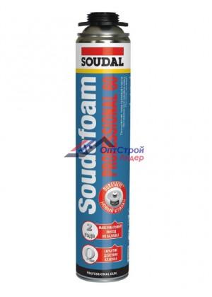 Soudal / Пена монтажная SOUDAFOAM Professional 60 750 мл