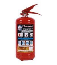 Огнетушитель порошковый ОП-2 (З), класс пожара АВСЕ