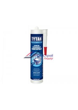 TYTAN EURO-LINE силикон санитарный белый 290мл