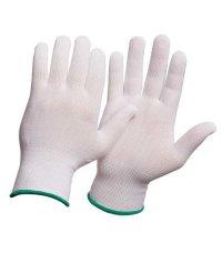 Перчатки нейлоновые без ПВХ