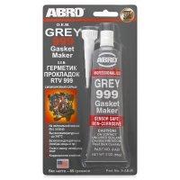 АБРО 999 Герметик прокладок серый 85г