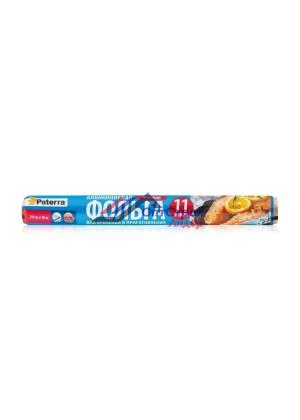 Фольга пищевая PATERRA 290мм*10м прочная в футляре