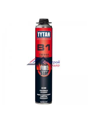Титан / TYTAN B1 монтажная пена огнестойкая