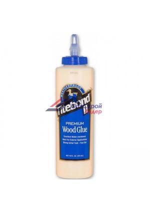 Клей для дерева Titebond II Premium Wood Glue (влагостойкий клей Титебонд ) 473 мл.