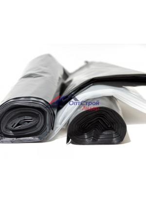 Мешки для строительного мусора 240 литров черный