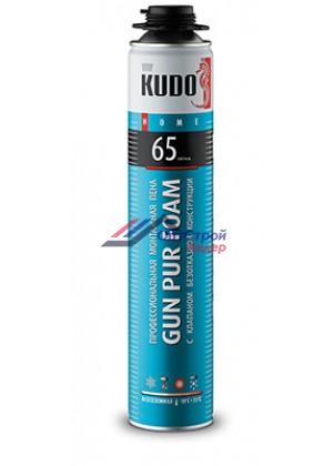 Кудо 65 / Kudo 65 Home пена монтажная профессиональная