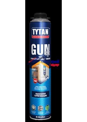 Титан ган / TYTAN Professional GUN Пена профессиональная зимняя