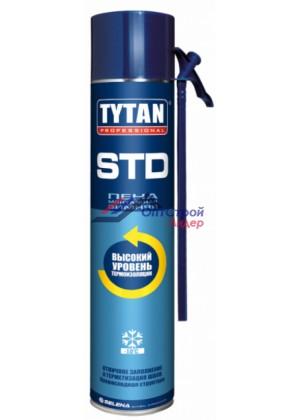 Титан / TYTAN Professional STD Пена монтажная зимняя