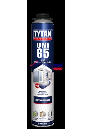Титан УНИ 65 / Tytan UNI 65 Professional пена монтажная