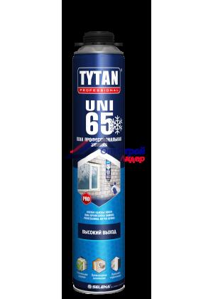 Титан УНИ 65 / TYTAN Professional 65 UNI пена профессиональная зимняя