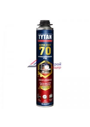 Титан 70 / TYTAN Professional ULTRA FAST 70 пена монтажная