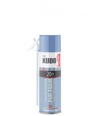 Кудо 20+ / Kudo 20+ Home Pur Foam Полиуретановая бытовая монтажная пена