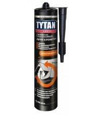 Титан / Тytan professional герметик каучуковый для кровли бесцветный 310 мл