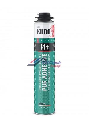КУДО 14+ / KUDO 14 + PROFF  Монтажная клей - Пена