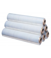 Стрейч-пленка для ручной упаковки вес 2,2 кг 20 мкм x 50 см x 290 м