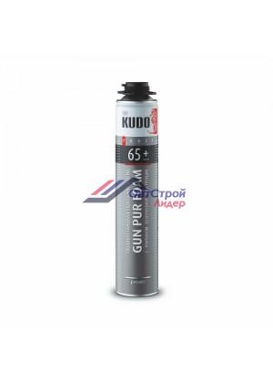 Кудо  65+ / Kudo 65 + PROFF пена полиуретановая монтажная