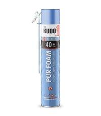 КУДО 40+ / КУДО 40 + HOME пена монтажная полиуретановая