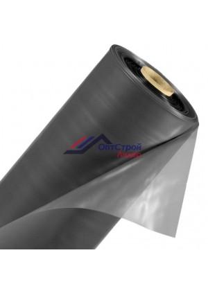Пленка полиэтиленовая черная 100мкм 3х100м