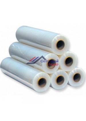 Стрейч пленка полиэтиленовая для ручной упаковки 50х300 2.6кг