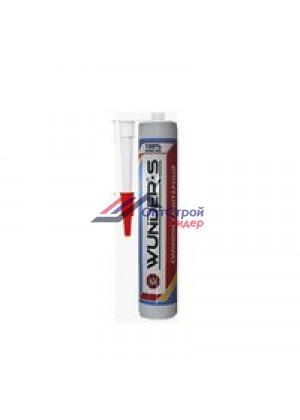 Герметик силиконовый санитарный Wunder-S Элемент 300мл  (прозрачный)