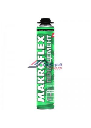 Makroflex / Макрофлекс пена цемент профессиональная строительная, 850 мл